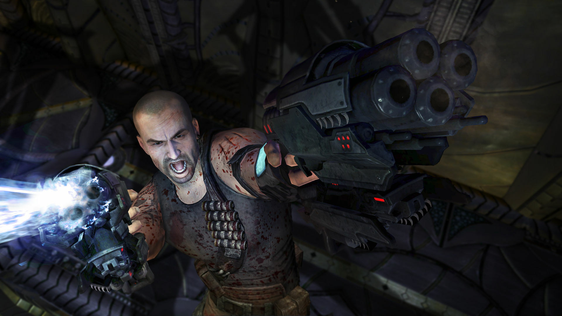Red Faction: Armageddon screenshot 2