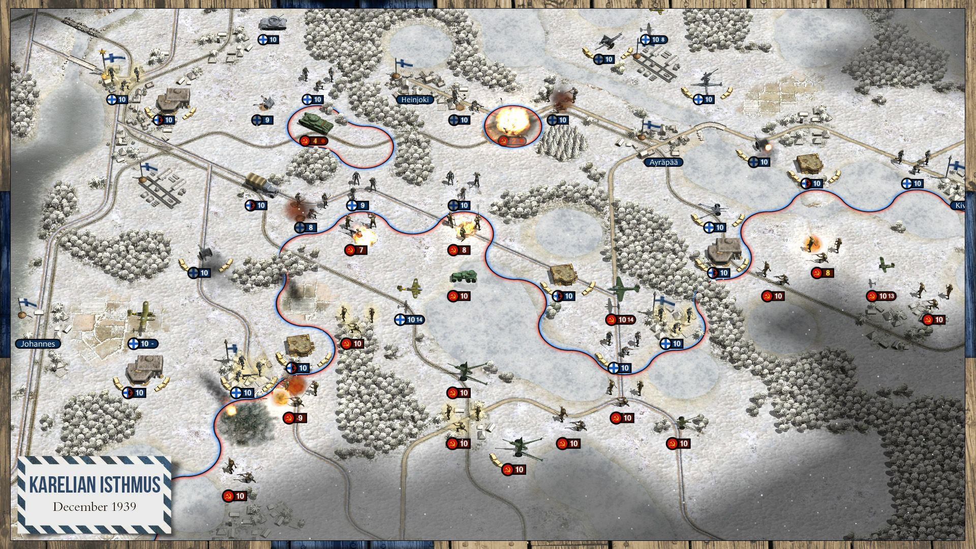 Order of Battle: World War II screenshot 3