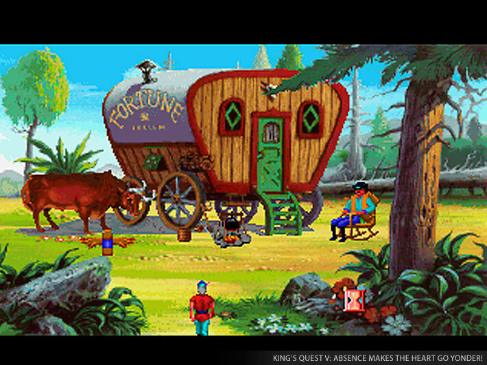 King's Quest Collection screenshot 2