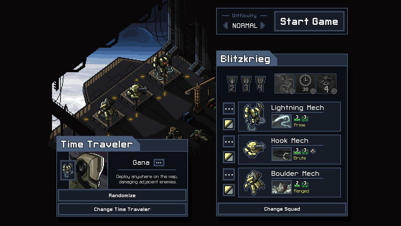 Into the Breach screenshot 1