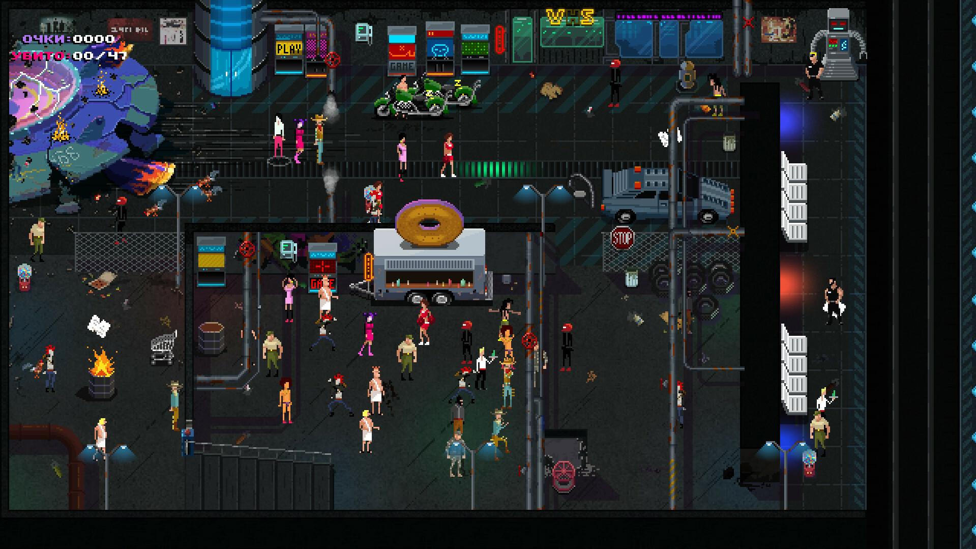 Party Hard screenshot 3