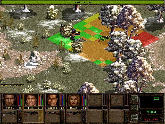 Jagged Alliance 2: Unfinished Business screenshot 3
