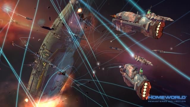 Homeworld® Remastered Collection