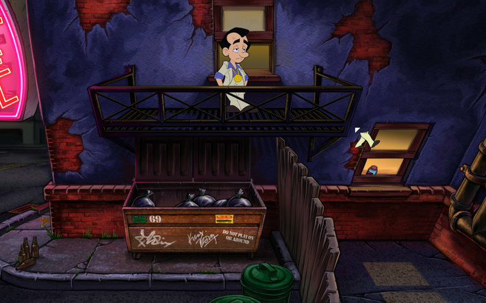 Leisure Suit Larry: Reloaded screenshot 3