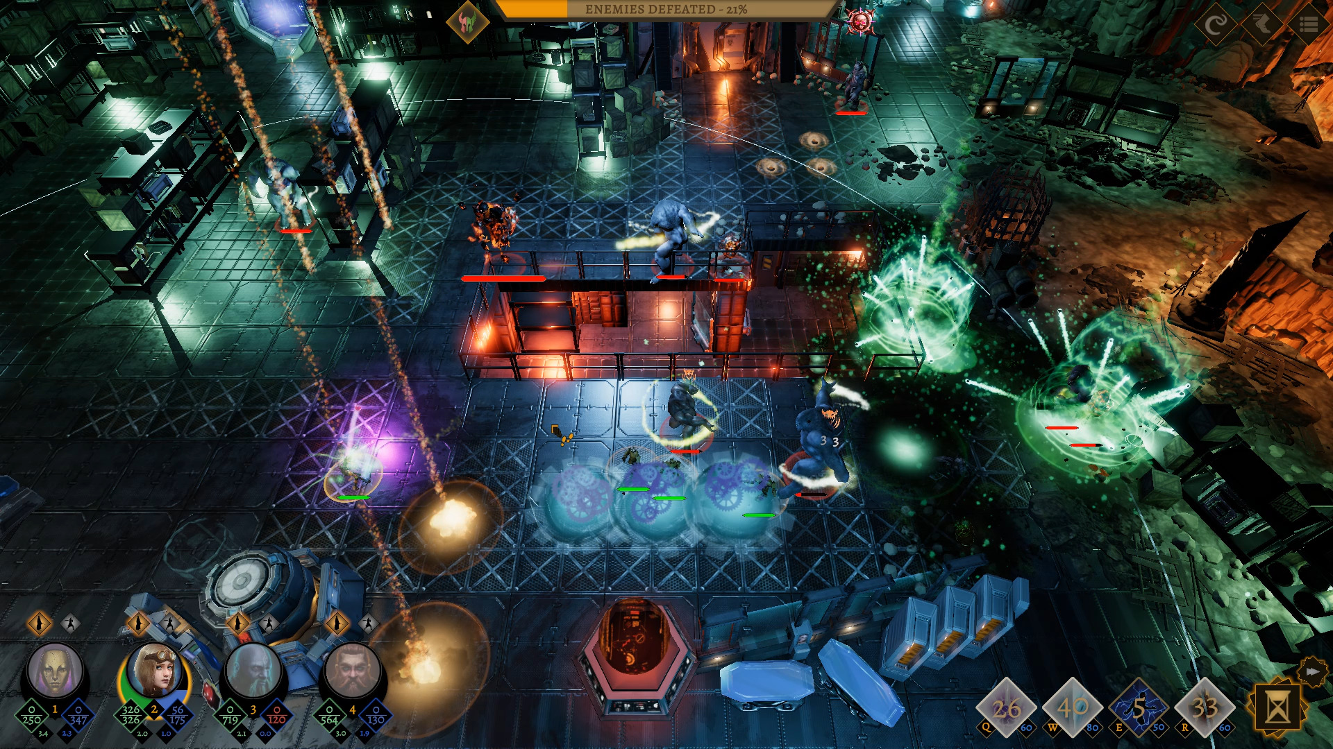 Tower of Time screenshot 2