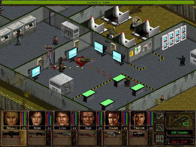 Jagged Alliance 2: Unfinished Business screenshot 2