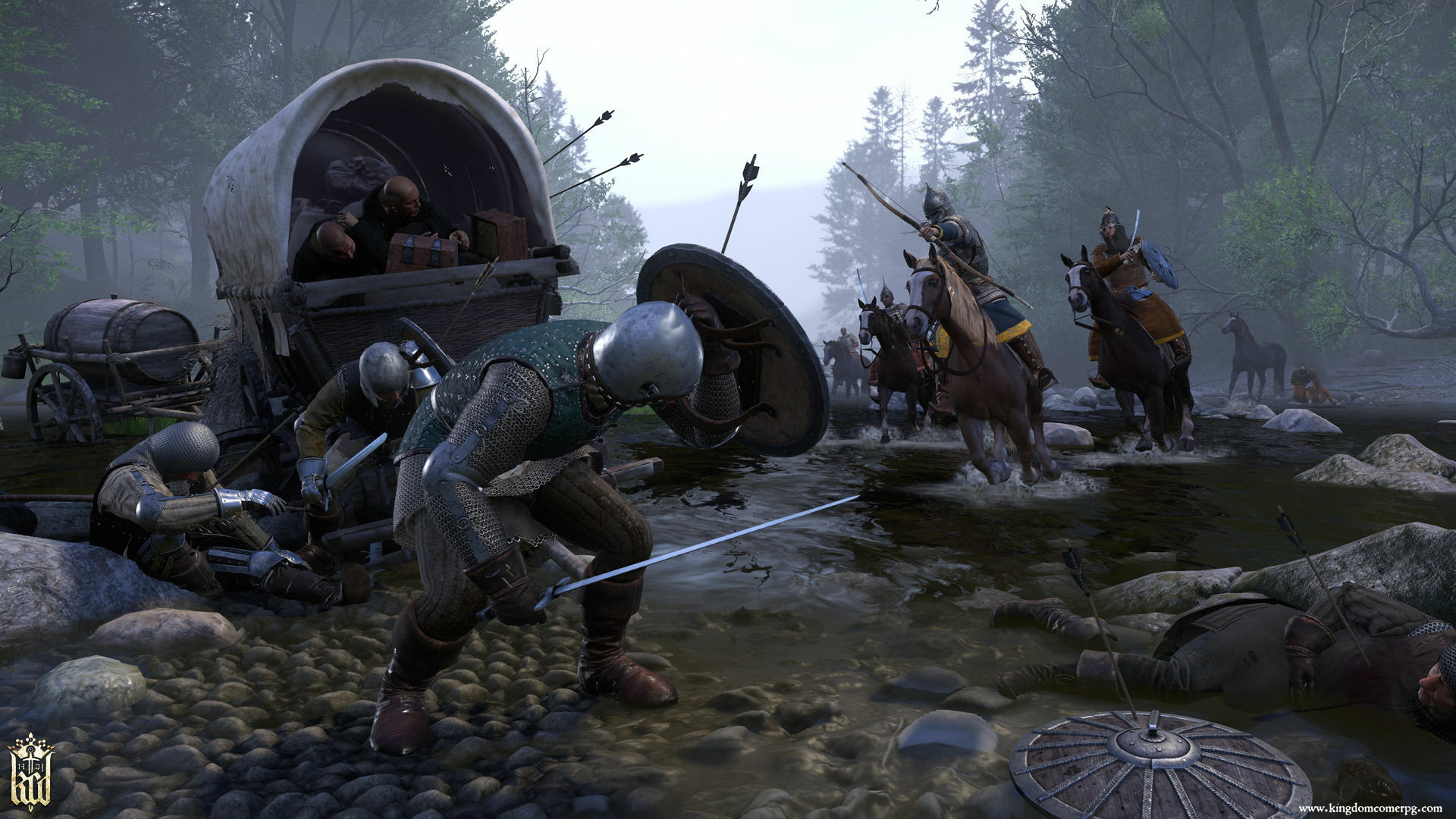 Kingdom Come: Deliverance Royal Edition screenshot 2