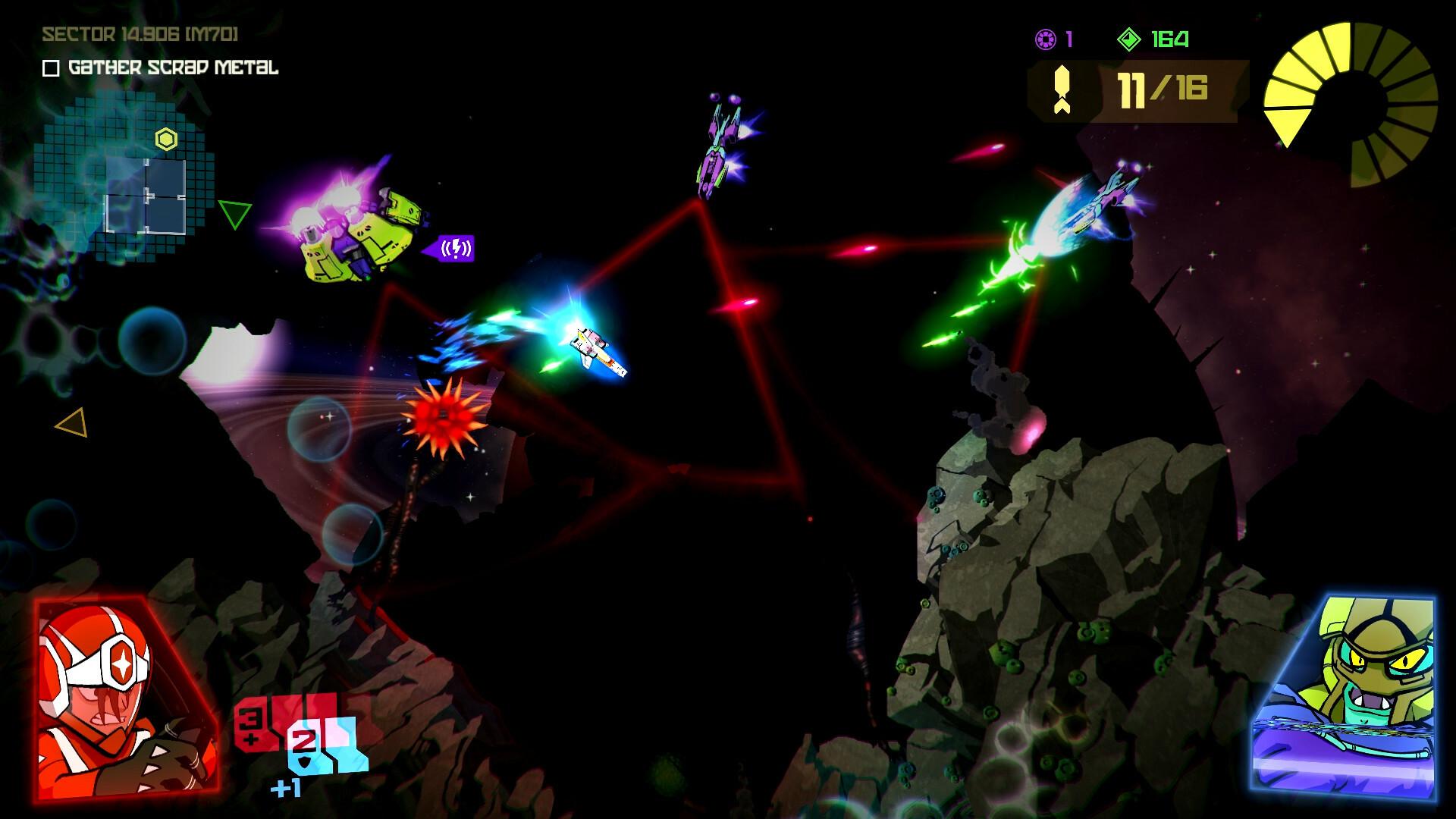 Galak-Z screenshot 3