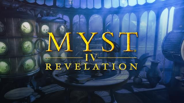 Myst iv: revelation on gog. Com.