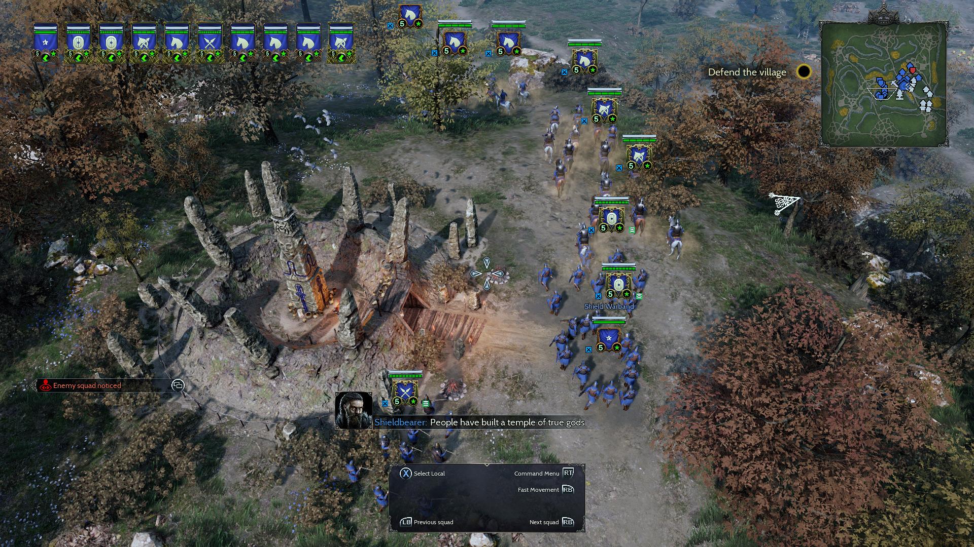 Ancestors Legacy - Special Edition screenshot 2