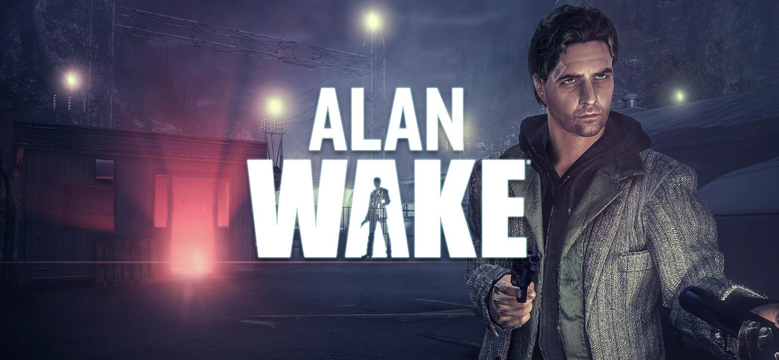 Resultado de imagen para Alan Wake