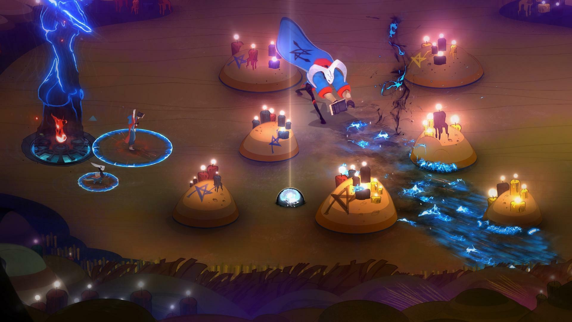 Pyre screenshot 1