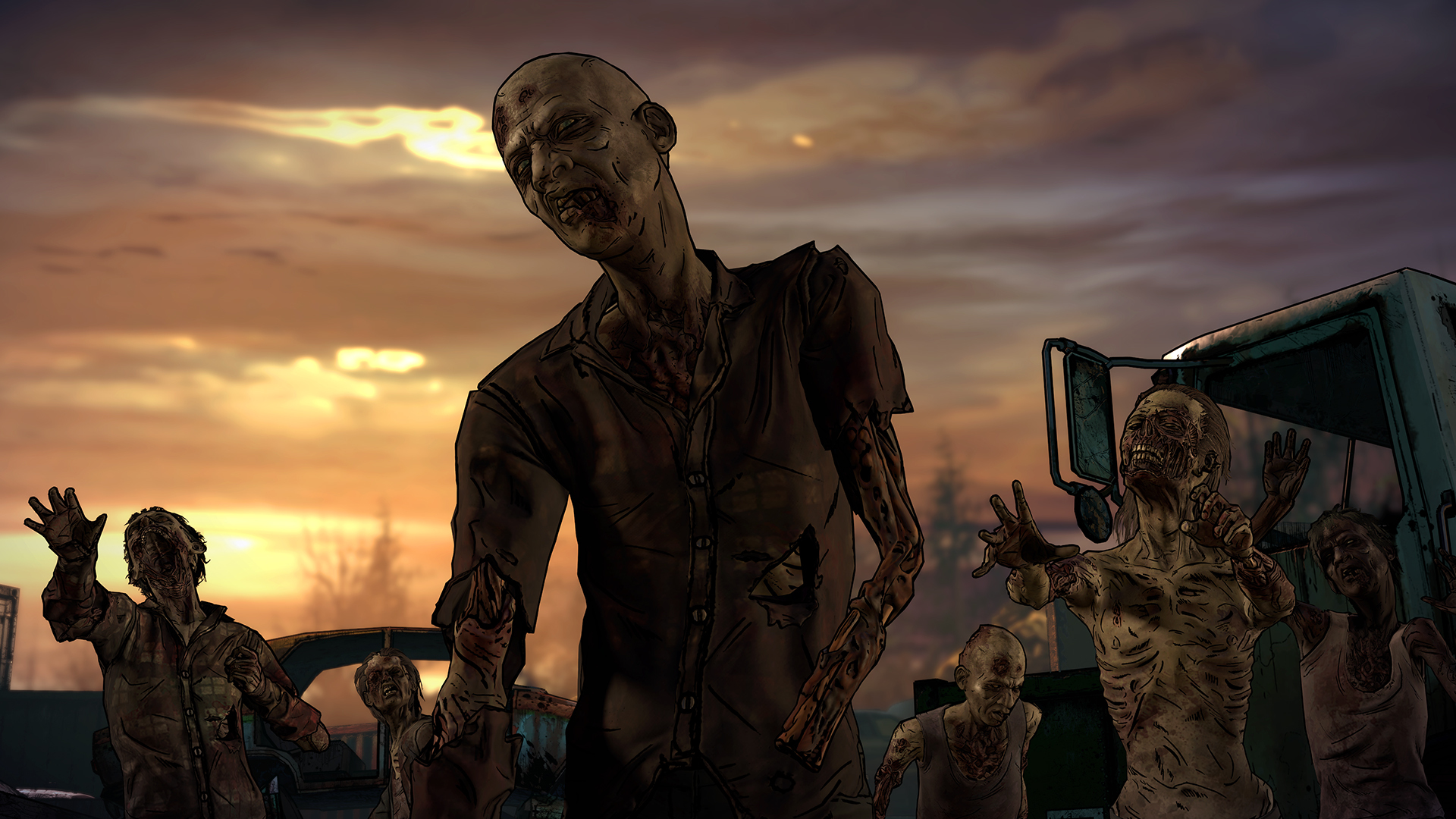 The Walking Dead: A New Frontier [GoG] [2016|Rus|Eng|Multi8]