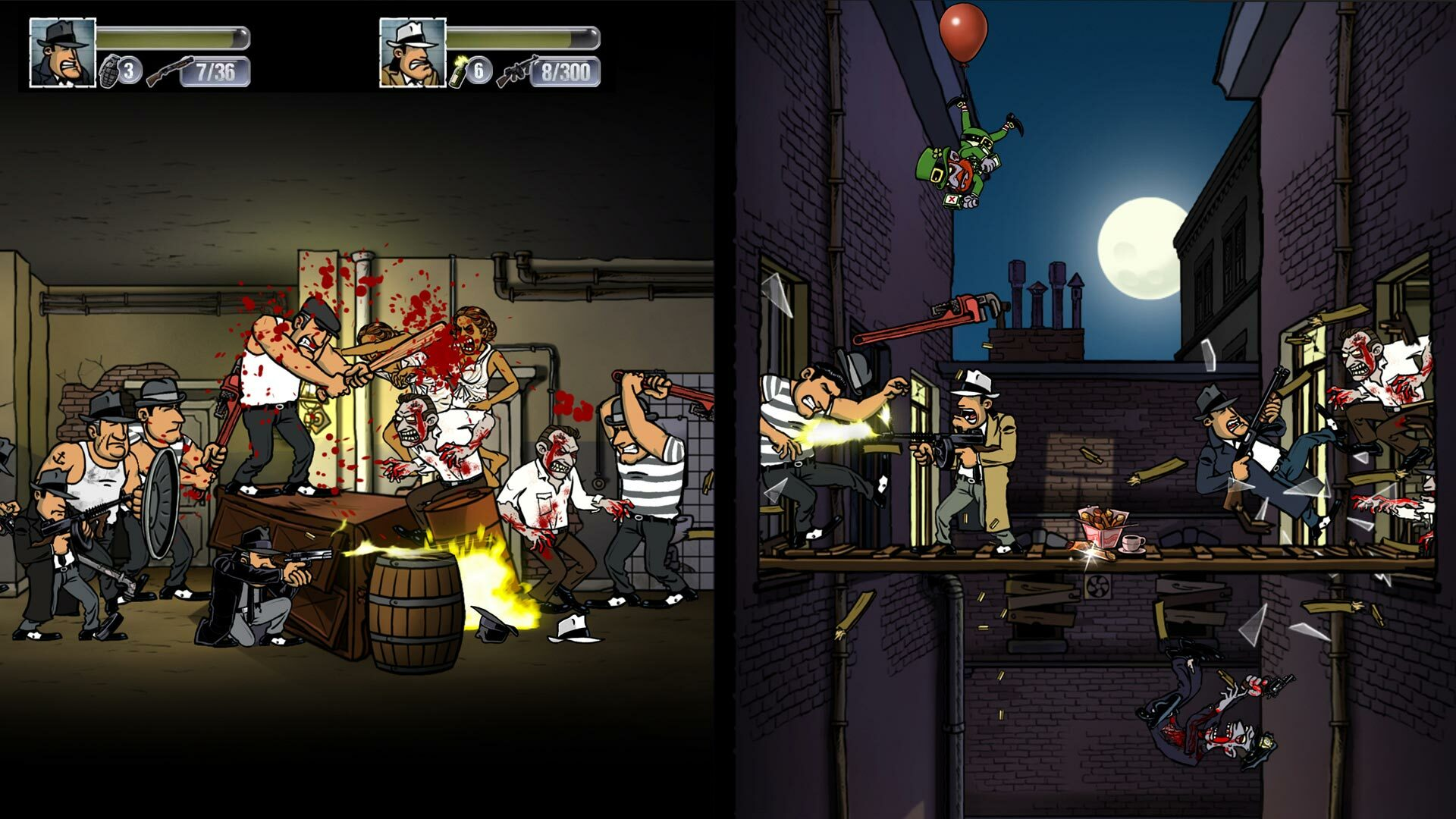 Guns, Gore & Cannoli screenshot 1