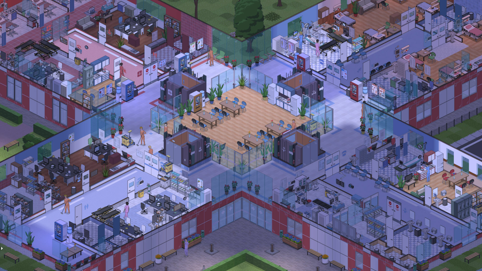 Project Hospital screenshot 1