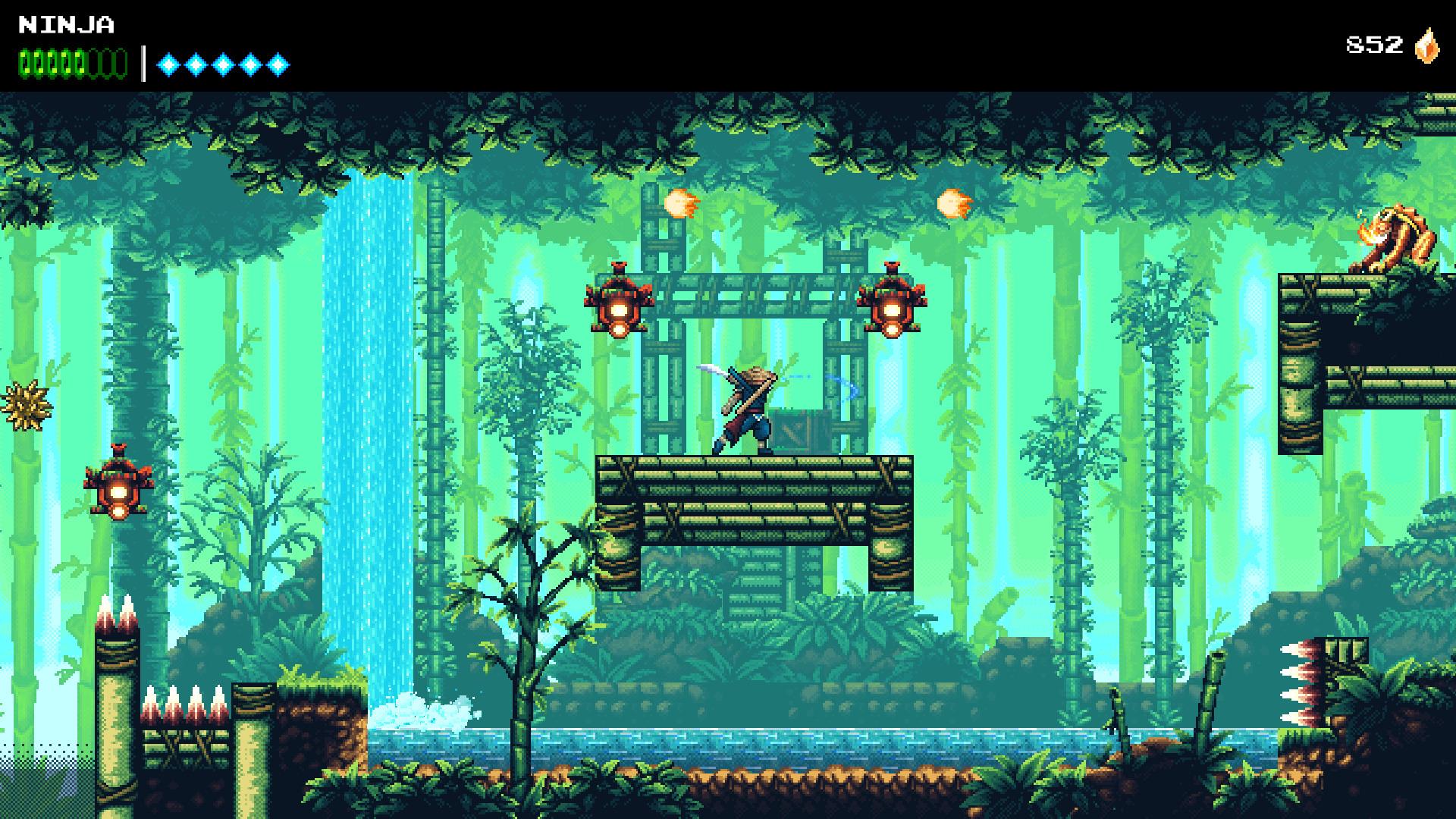 The Messenger screenshot 3