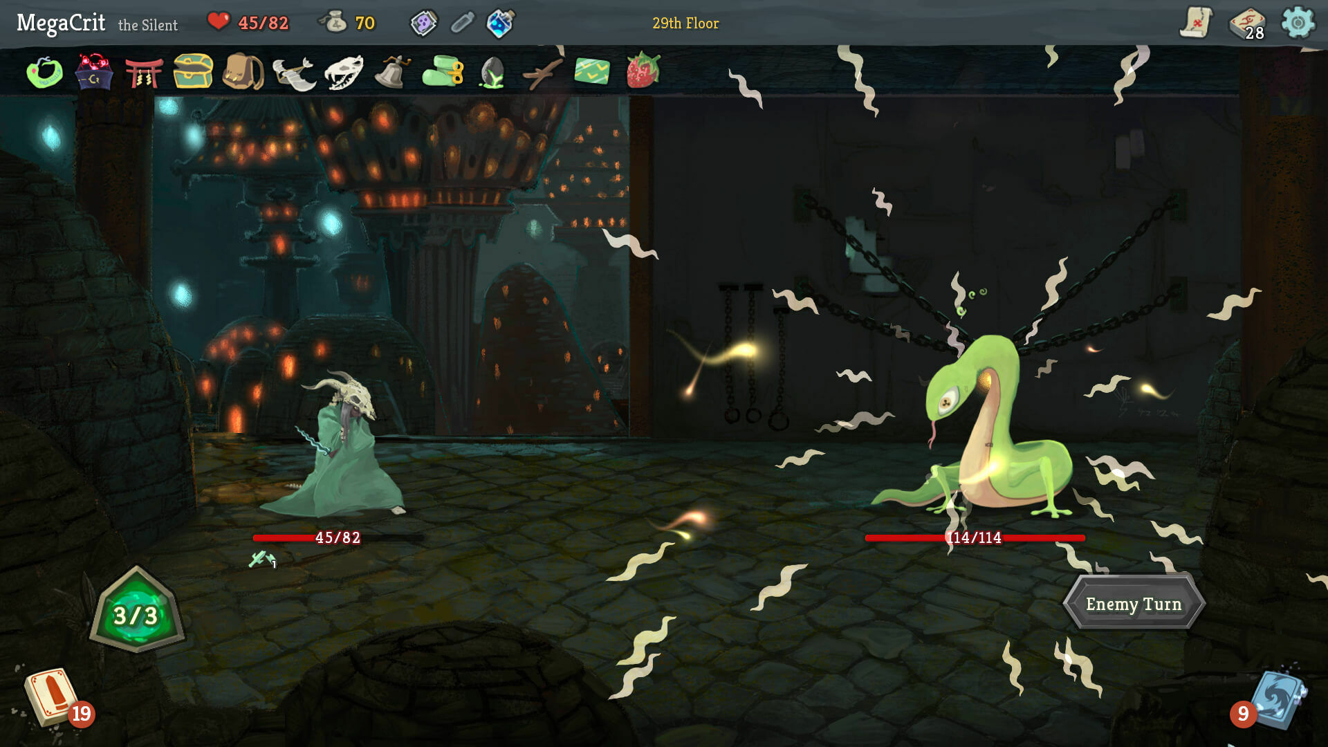 Slay the Spire screenshot 1