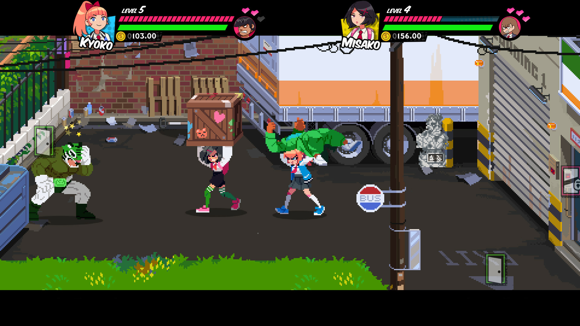 River City Girls screenshot 1