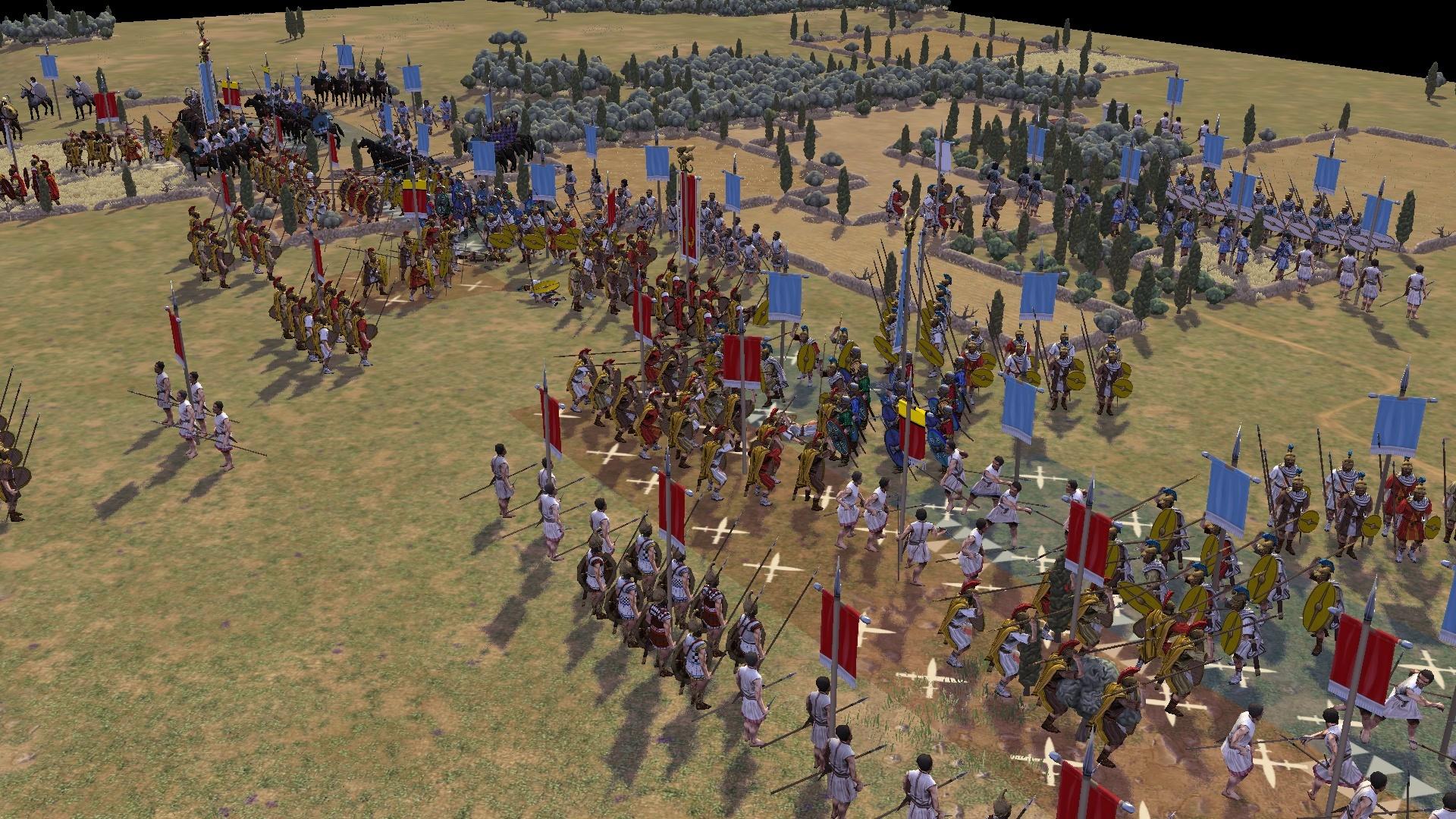 Field of Glory II screenshot 1