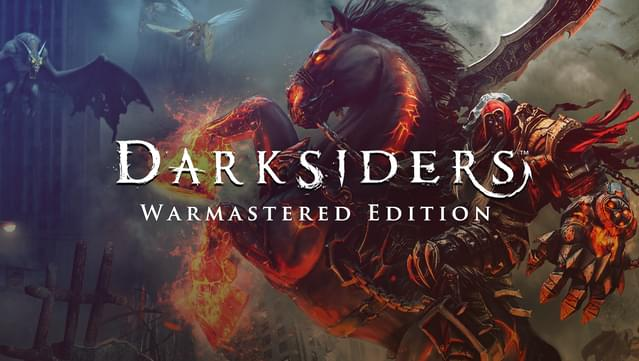 Image result for darksiders warmastered