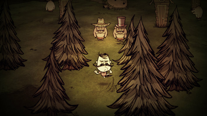 Don't Starve: Alone Pack [GoG] [2013 Rus Eng]