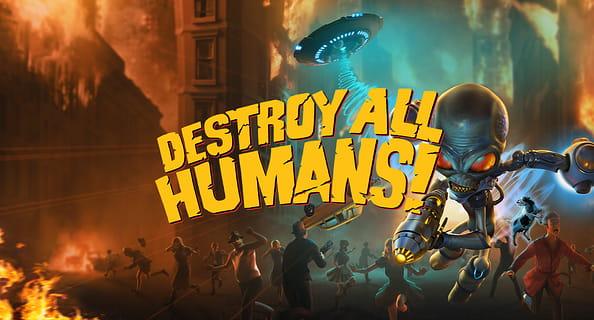 Destroy All Humans! Demo