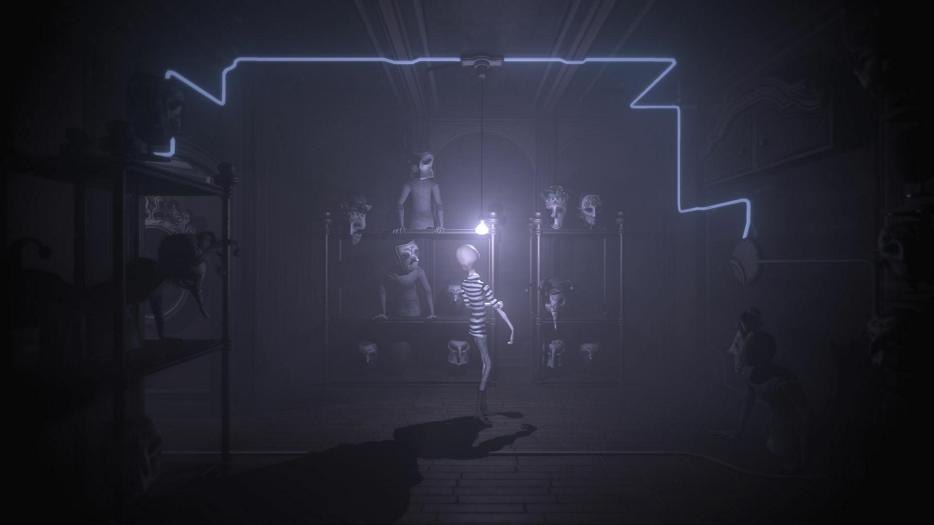 DARQ screenshot 2