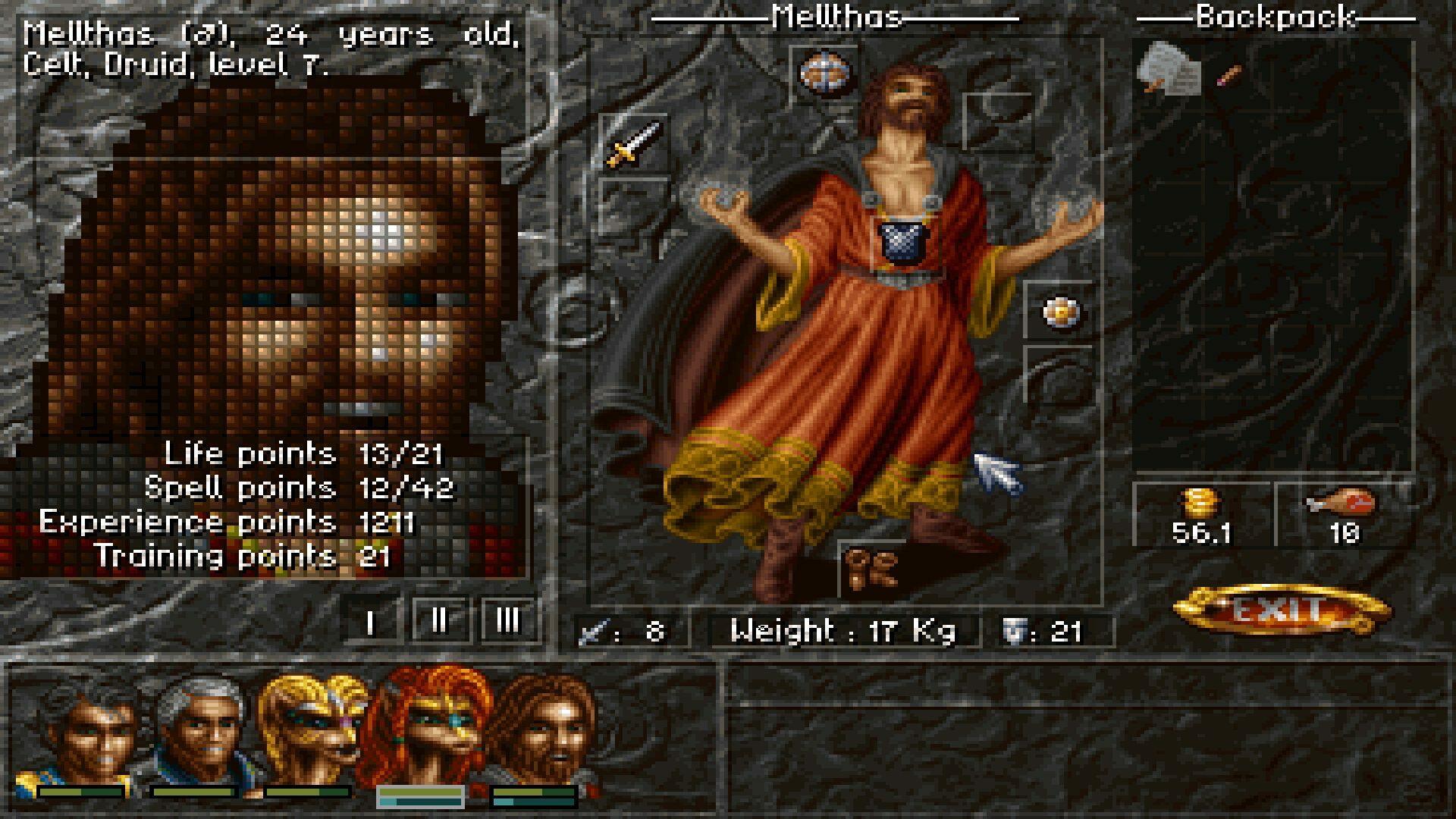 Albion screenshot 3