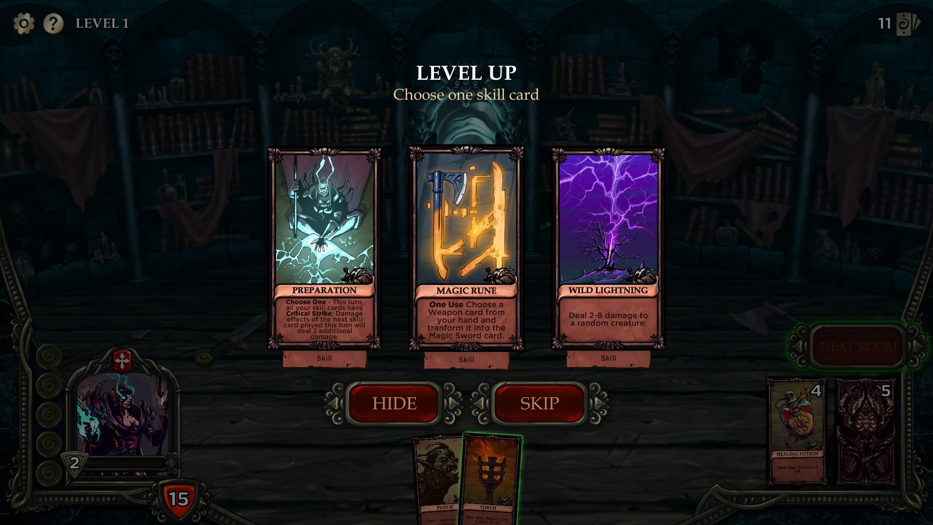 Fate Hunters screenshot 3