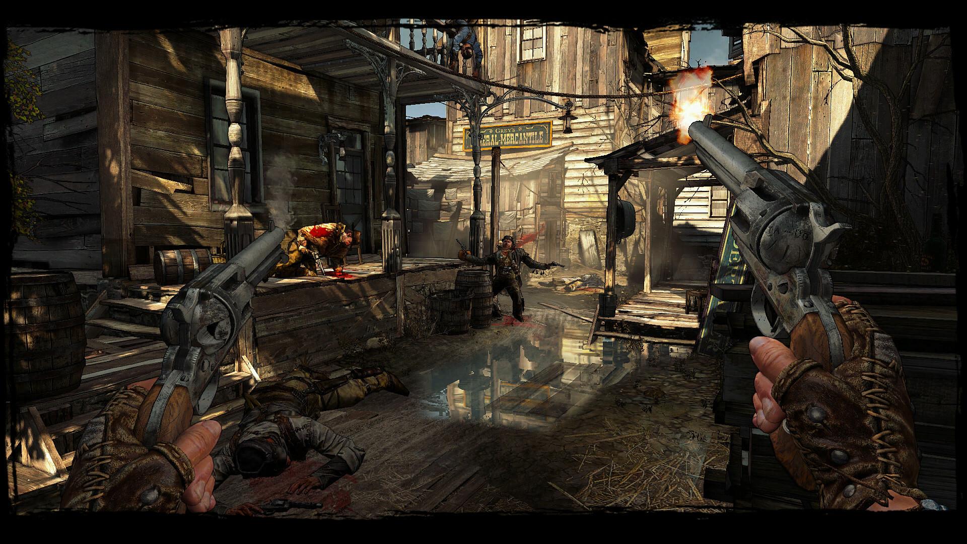 Call of Juarez: Gunslinger screenshot 2