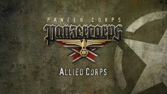 Panzer Corps: Allied Corps