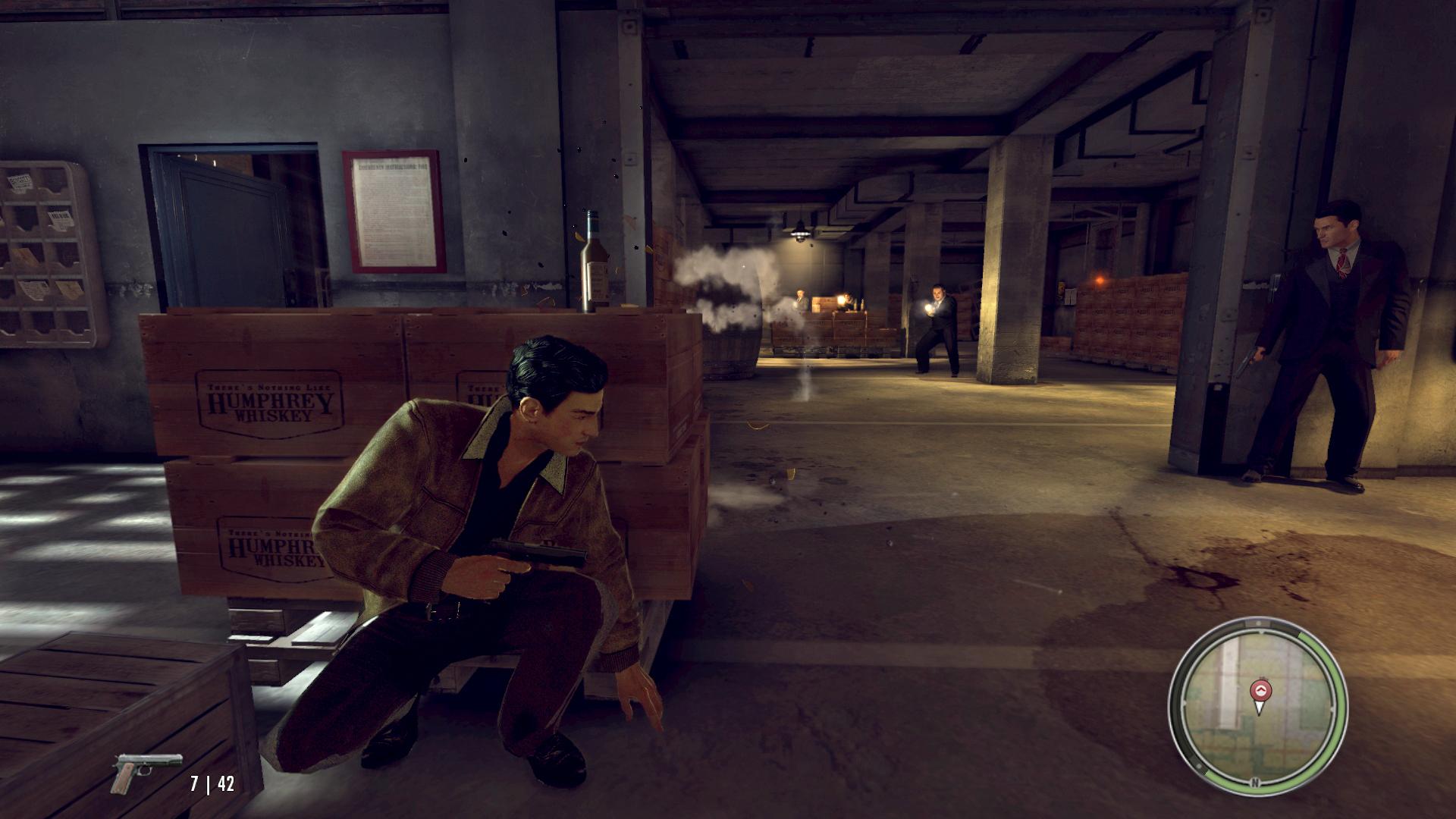 Mafia II: Director's Cut screenshot 2