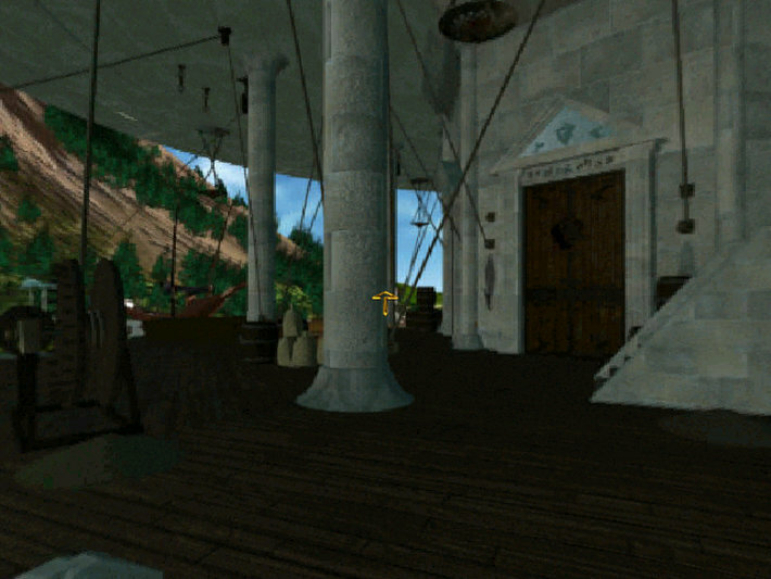 Atlantis: The Lost Tales screenshot 1