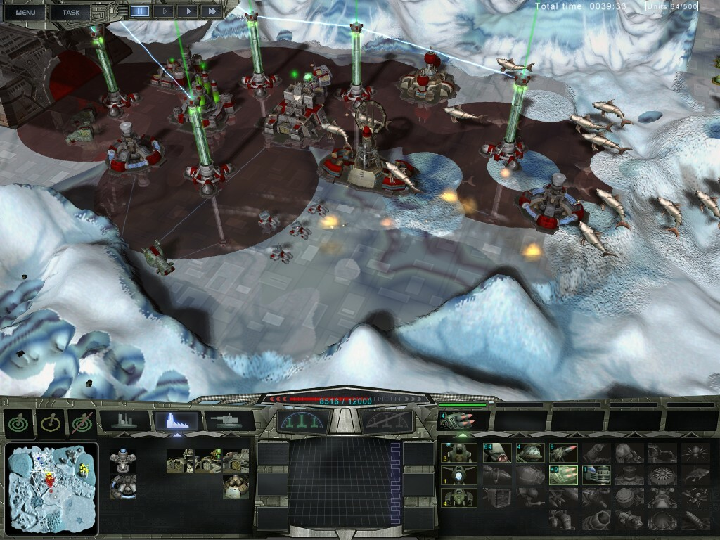 Perimeter: Emperor's Testament screenshot 3