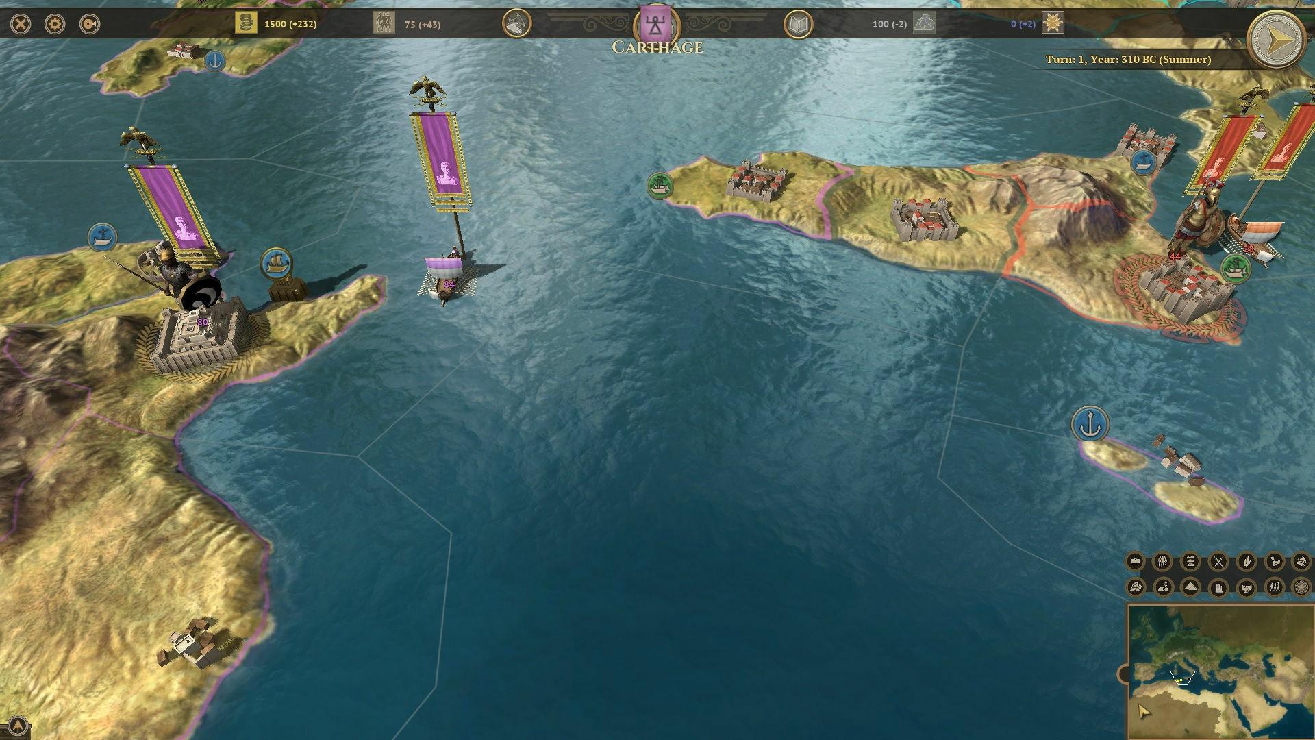 Field of Glory: Empires screenshot 3