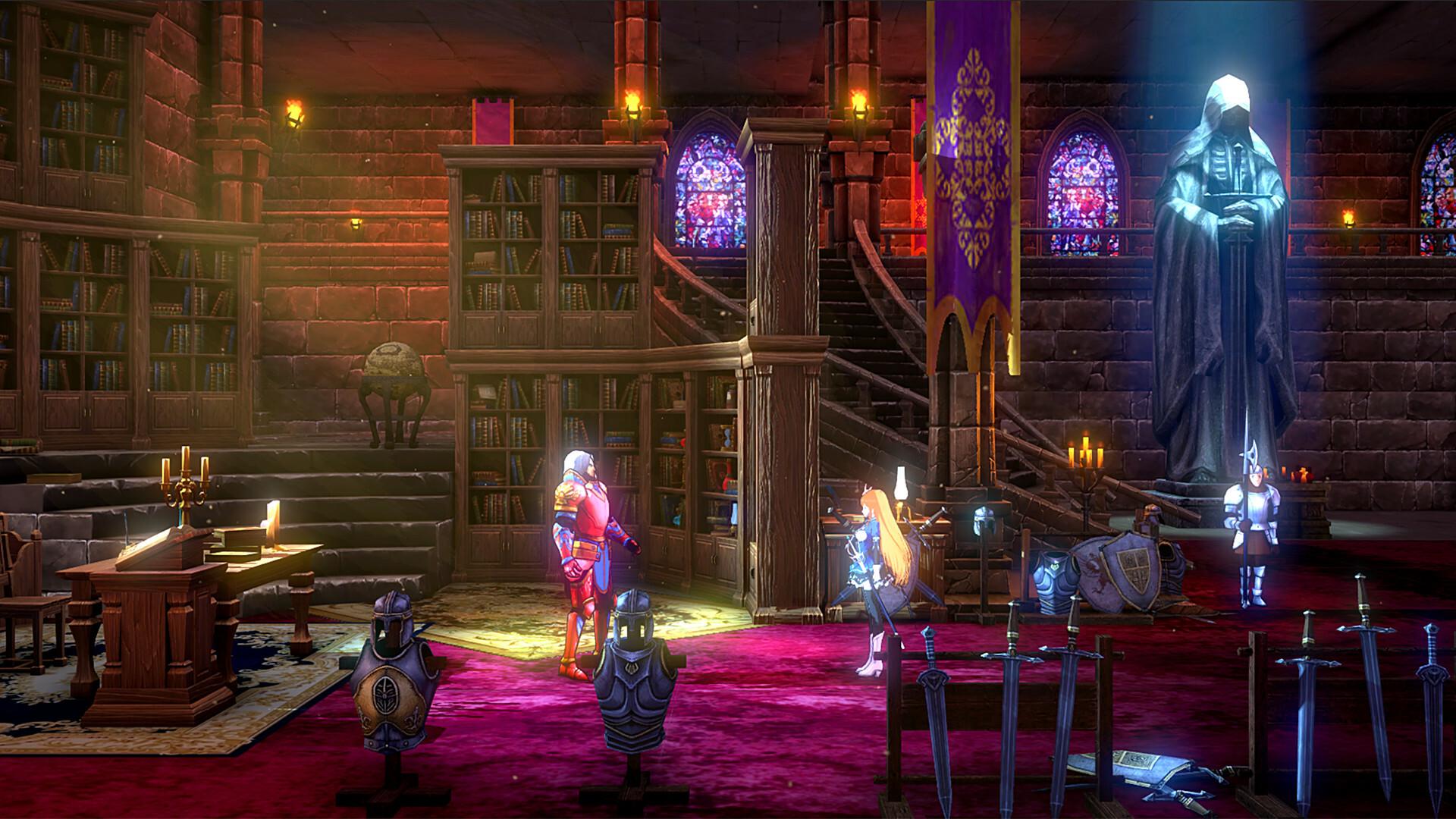 Tower Hunter: Erza's Trial screenshot 3