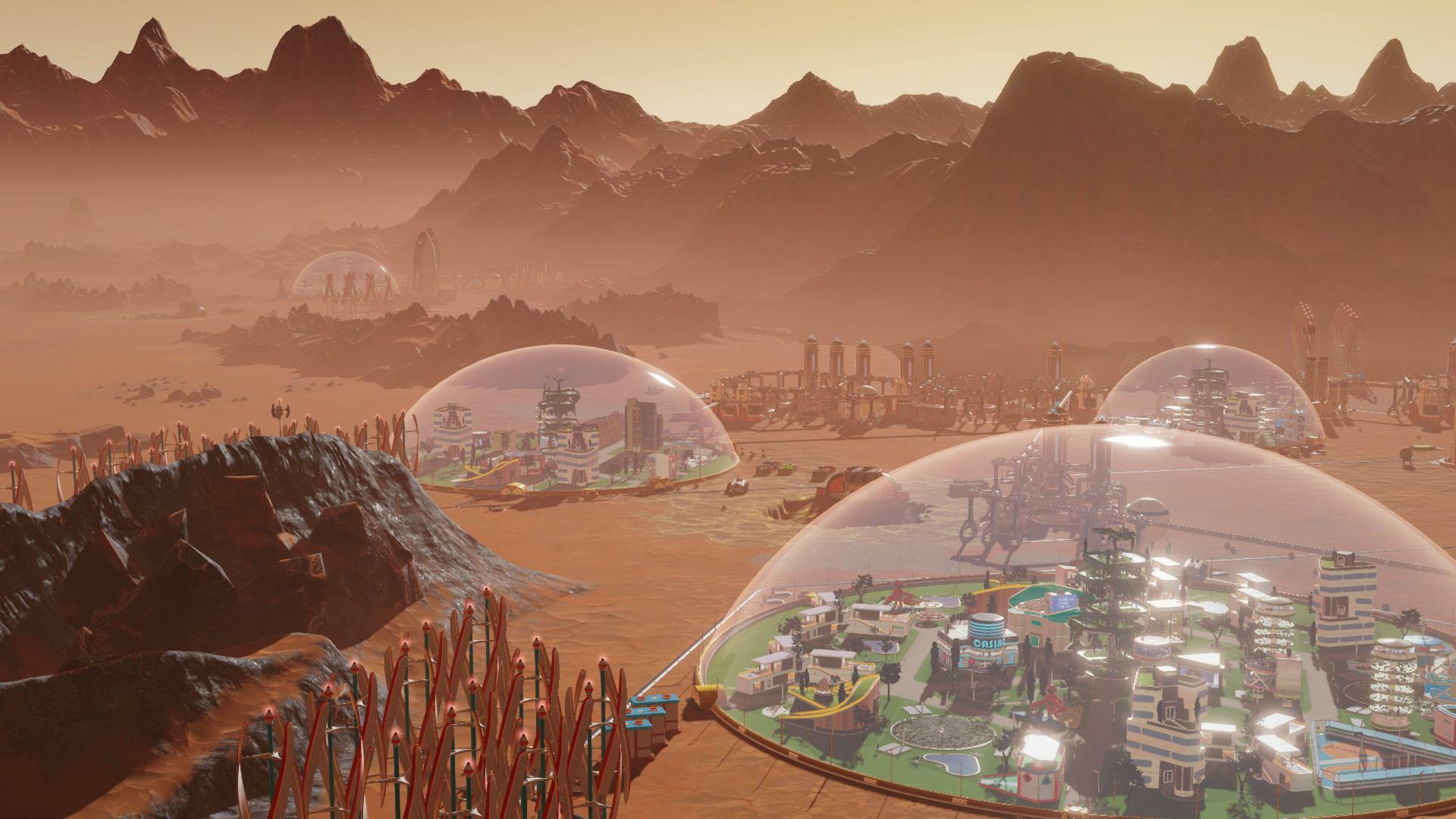 Surviving Mars - Digital Deluxe Edition screenshot 1