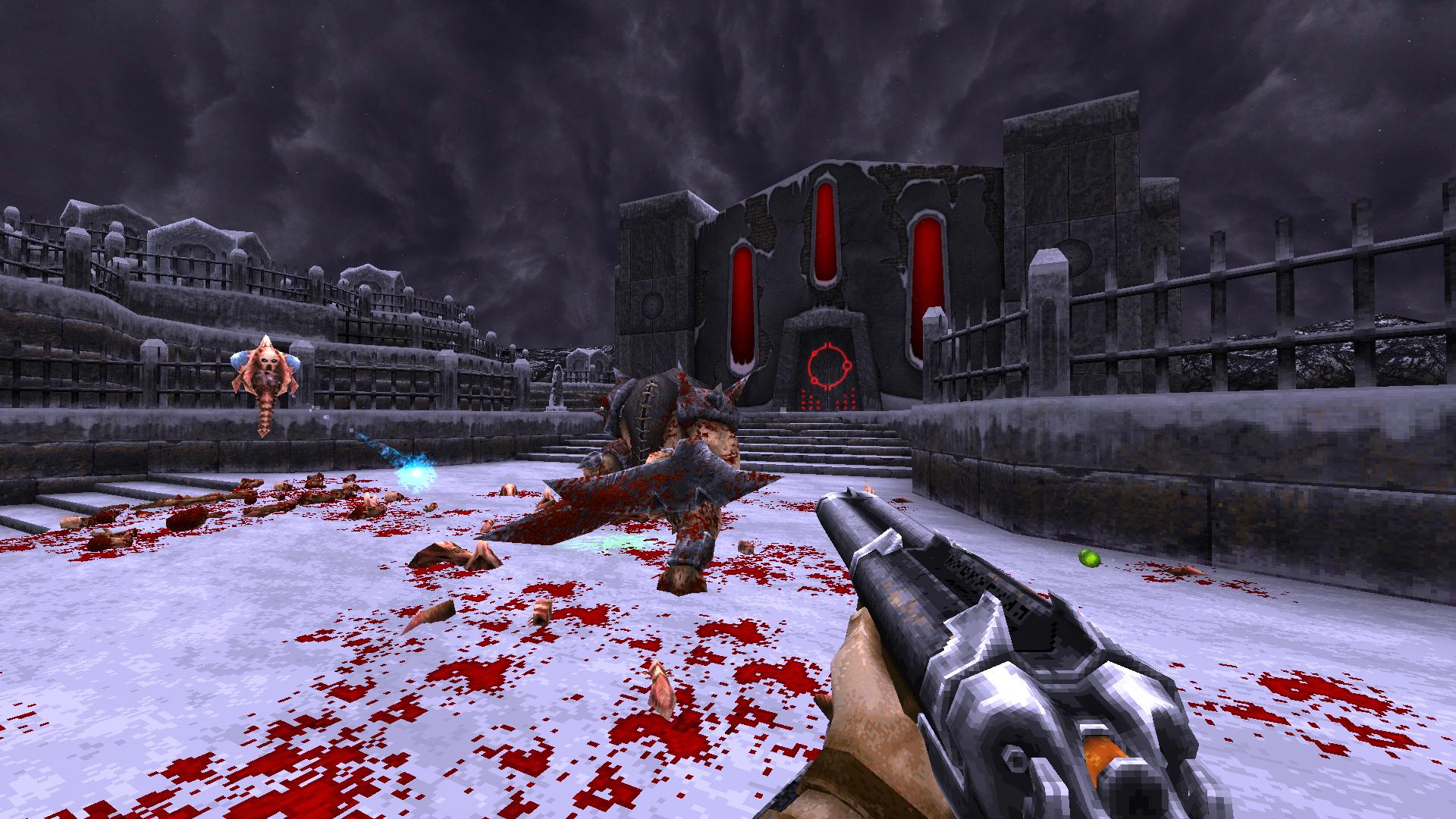 Wrath: Aeon of Ruin screenshot 2