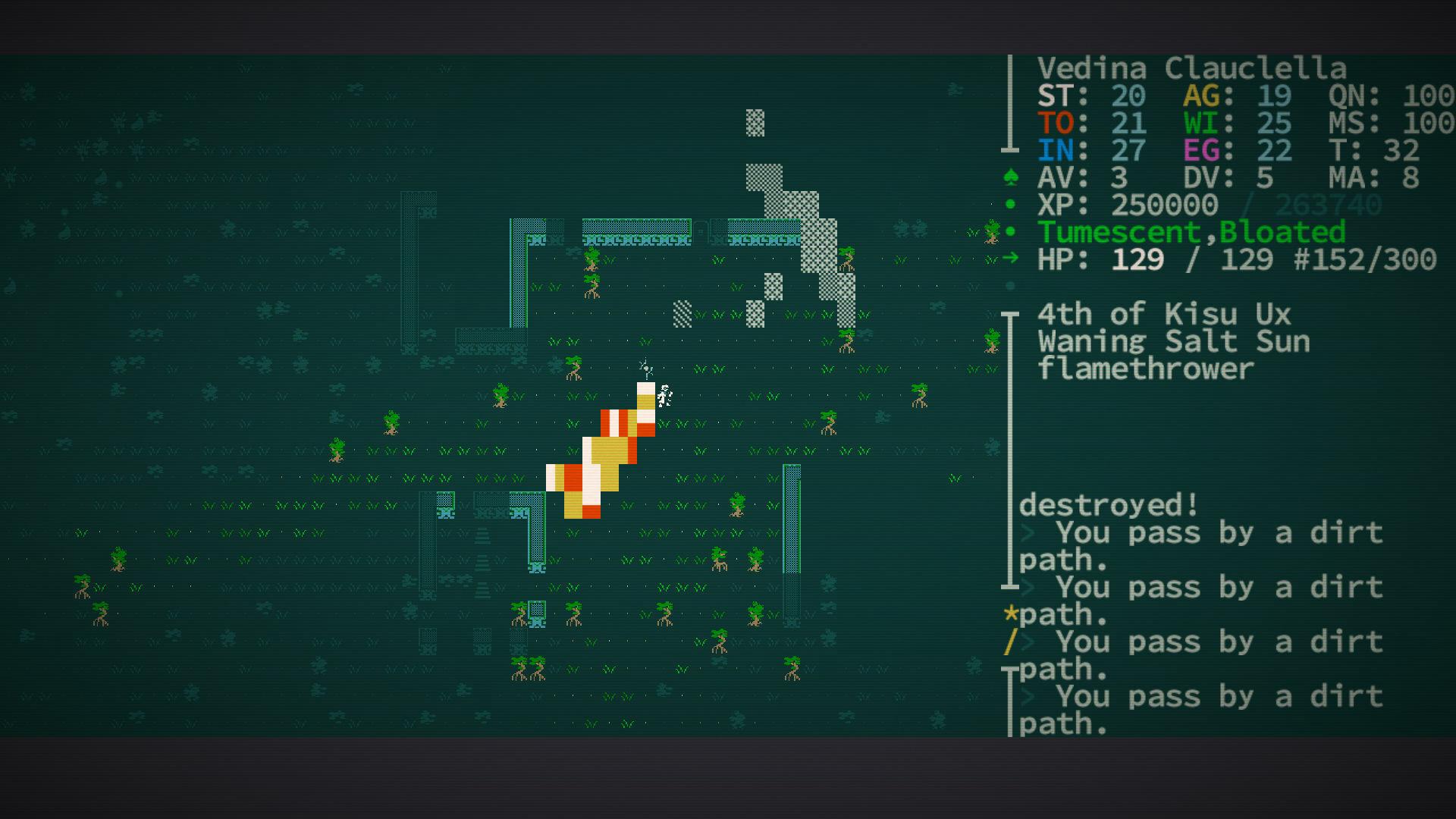 Caves of Qud screenshot 2