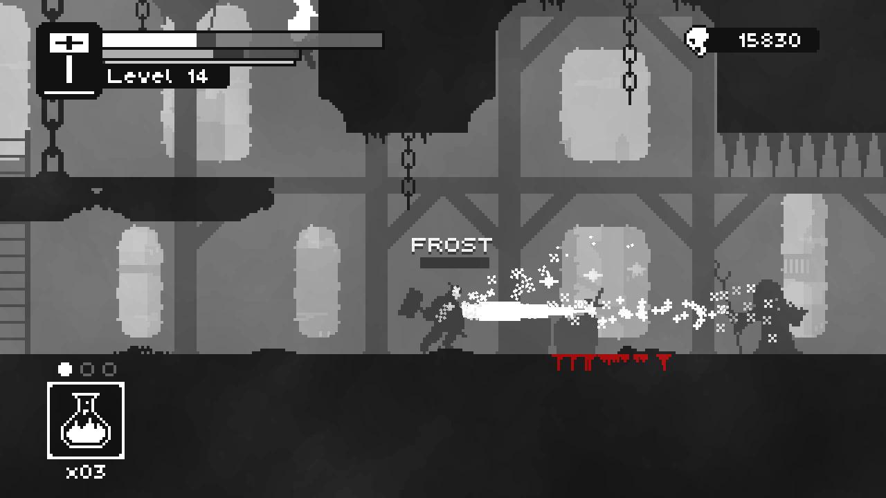 Unworthy screenshot 3