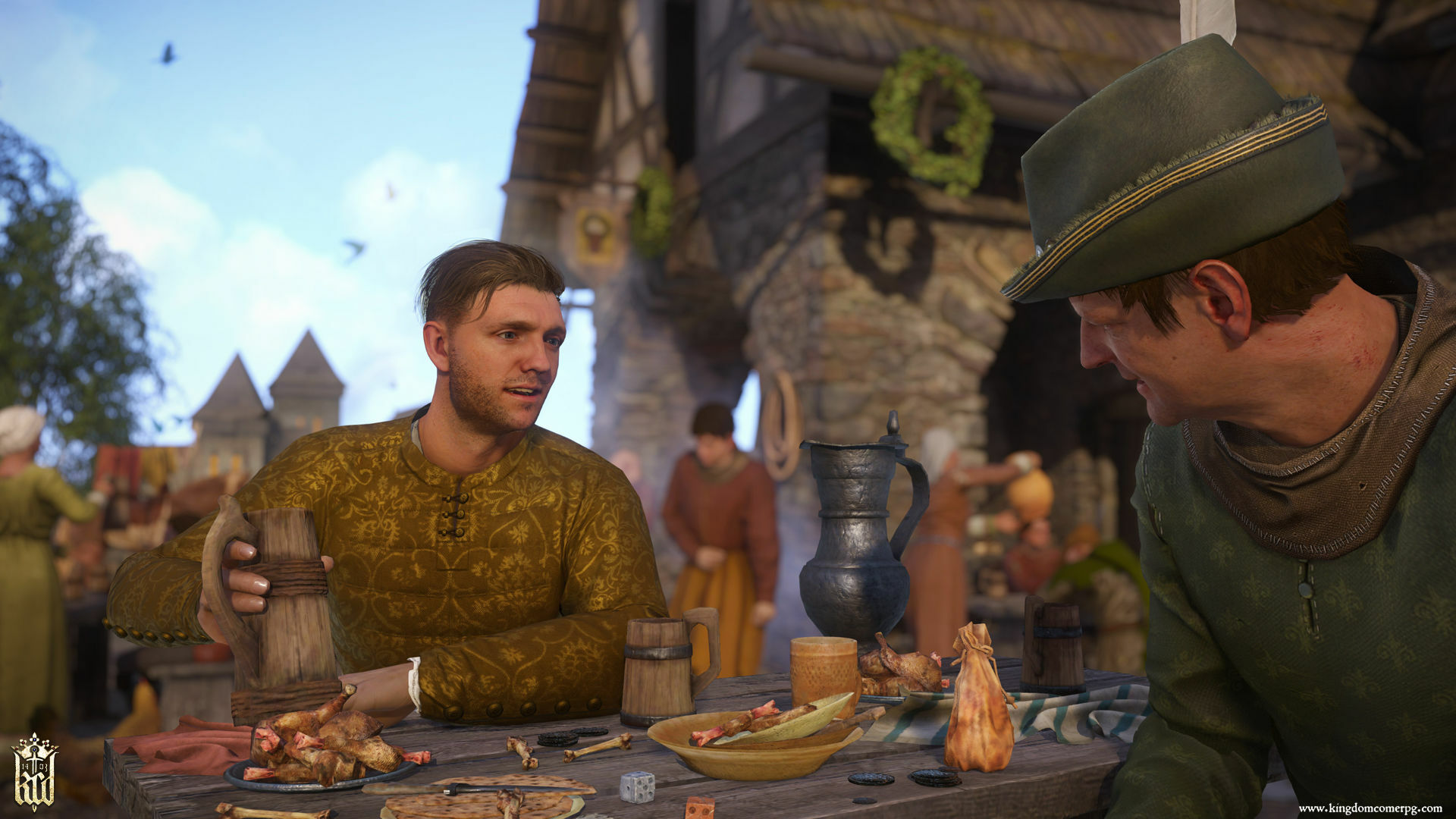 Kingdom Come: Deliverance Royal Edition screenshot 3
