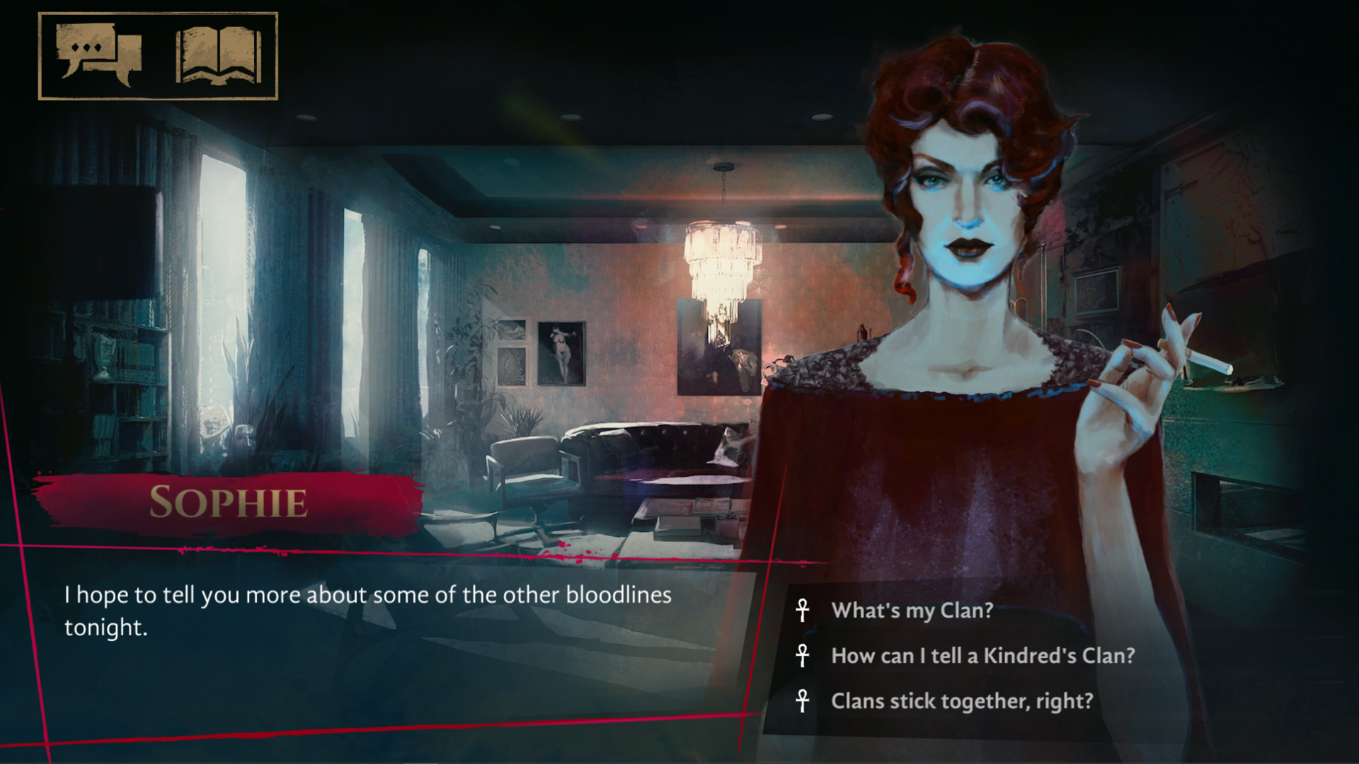 Vampire: The Masquerade - Coteries of New York screenshot 1