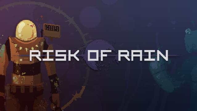 Risk Of Rain - videos matching never mine this deep broke game roblox