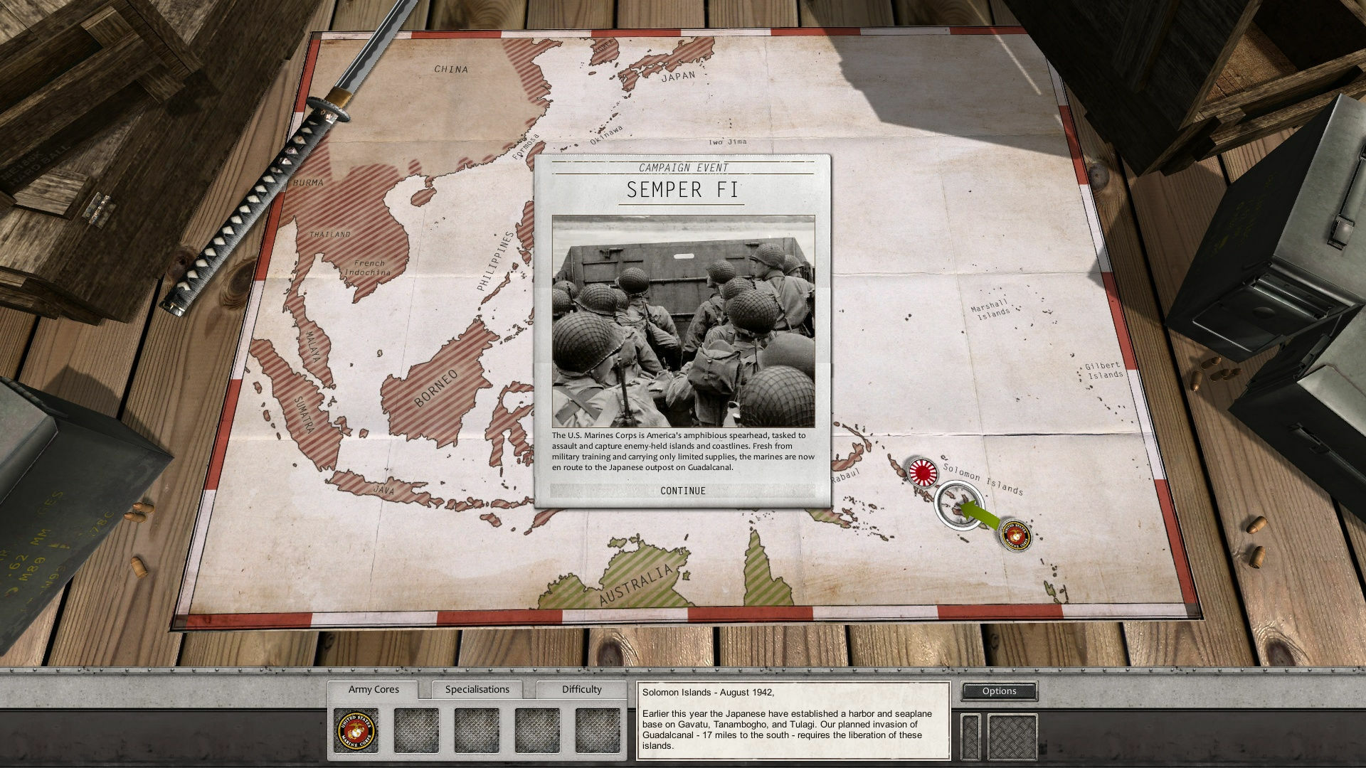 Order of Battle: World War II screenshot 2