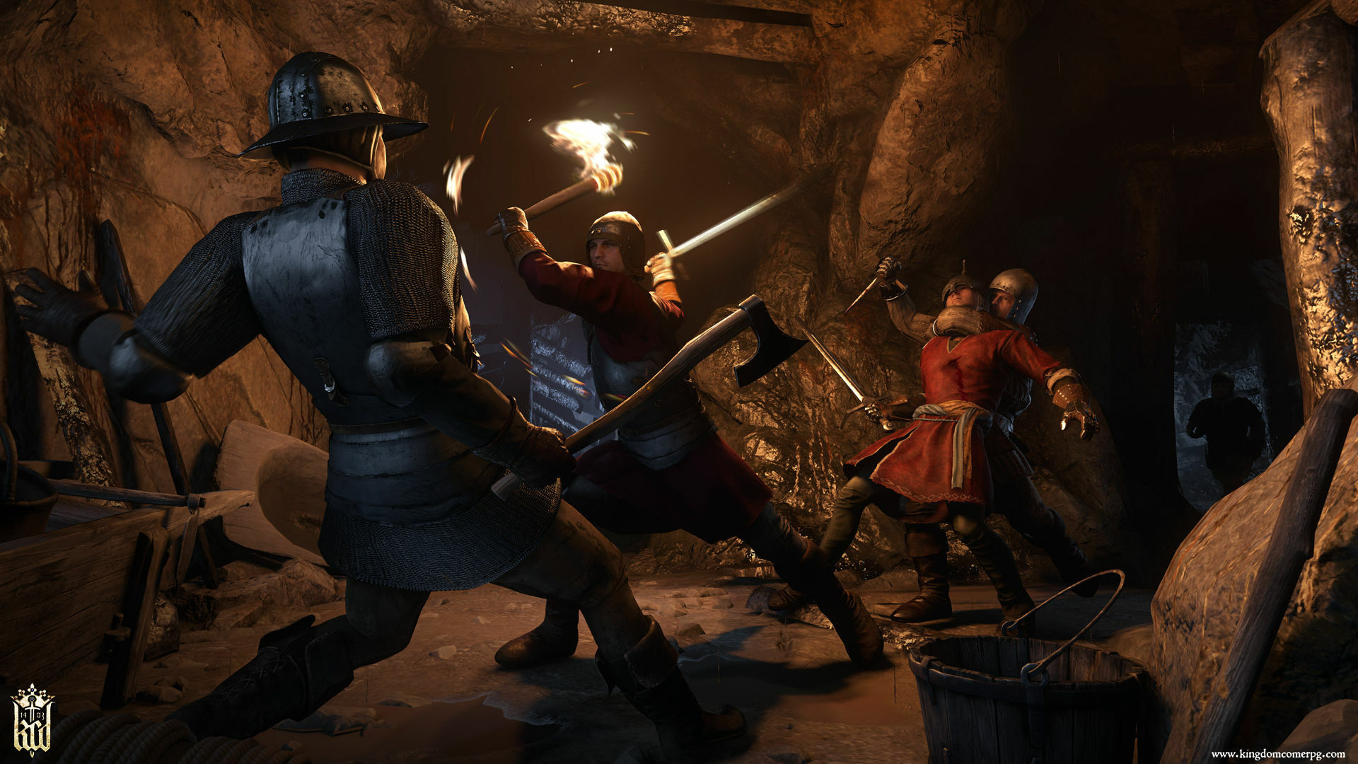 Kingdom Come: Deliverance Royal Edition screenshot 1