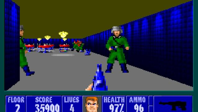 wolfenstein 3d game free download full version for pc