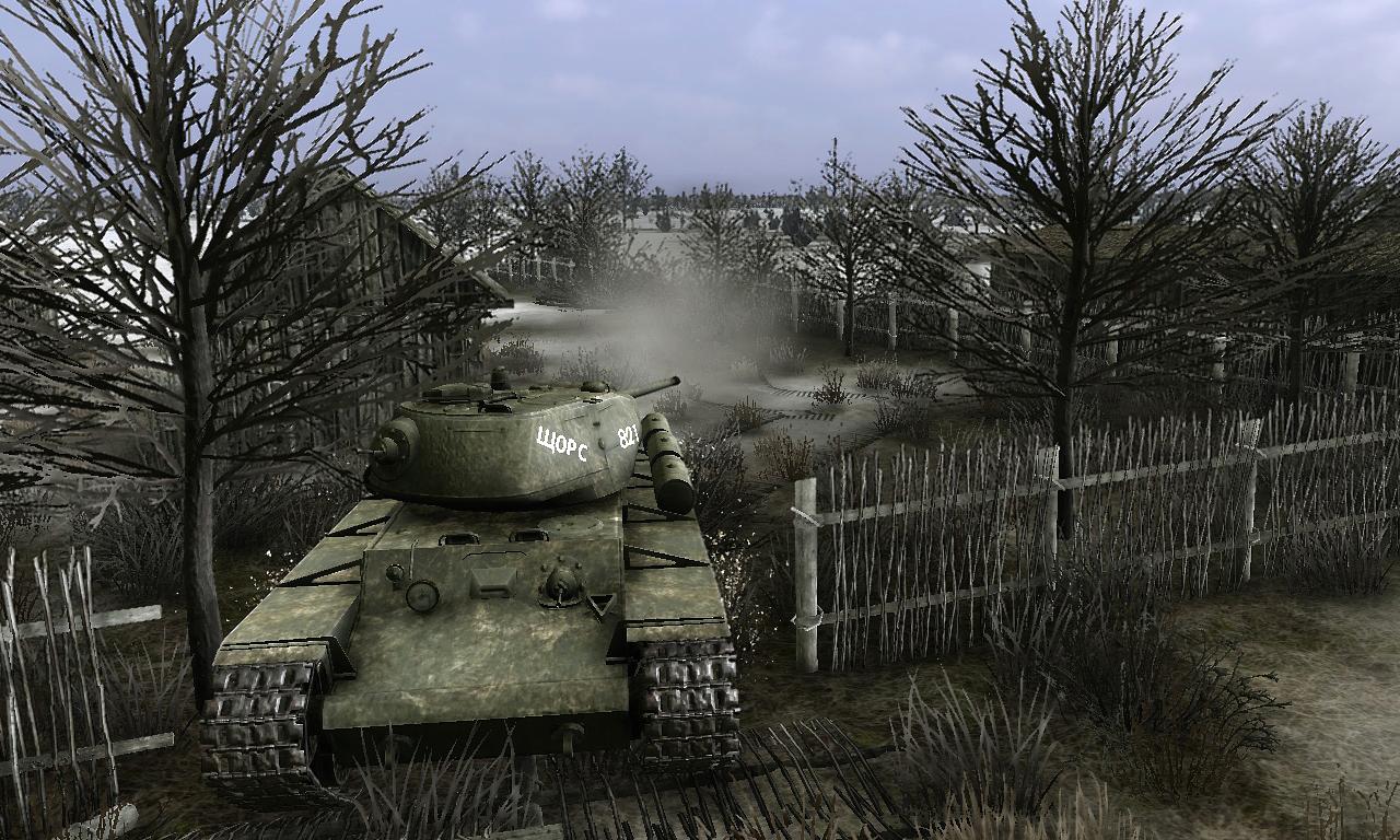 Achtung Panzer: Kharkov 1943 screenshot 1
