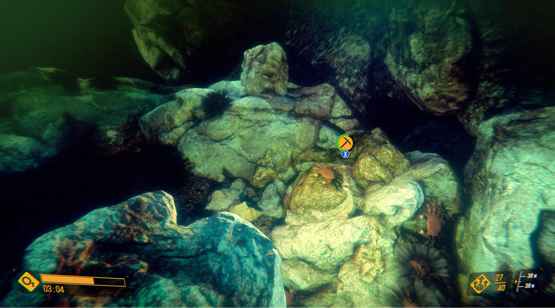 Deep Diving Simulator screenshot 1