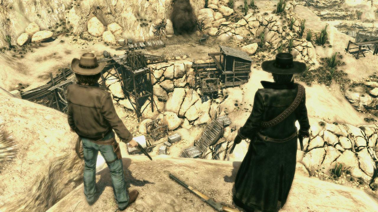Call of Juarez: Bound in Blood screenshot 2