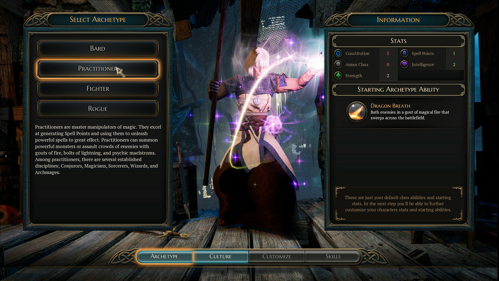 The Bard's Tale IV: Barrows Deep Ultimate Edition screenshot 2